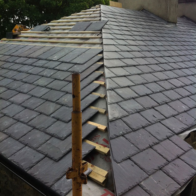 Taaffe Roofing Roof Repair